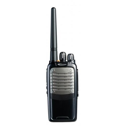 PT568 Ağır Görev Tipi Lisanslı El Telsizi